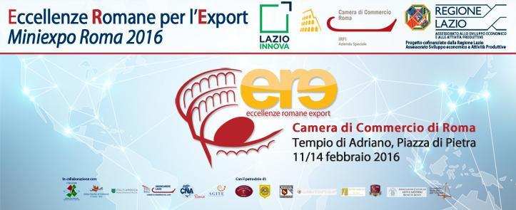 ERE – Eccellenze Romane per l'Export