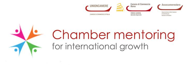 Chamber Mentoring for International Growth